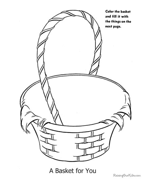 Easter Crafts For Kid 007 Crafts Coloring Pages