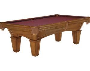 brunswick 174 glenwood 8 russet pool billiard table