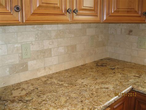 Backsplash With Marble Countertops by Springboro Kitchen Countertops Remodeling Designs Inc