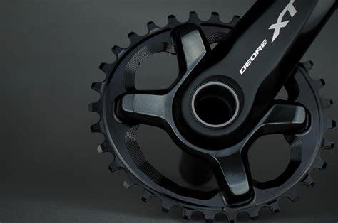 Shimano Premium Black absoluteblack oval xt m8000 premium traction chainring
