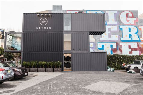 container store aether opens san francisco clothing store made of three
