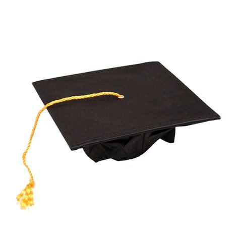 graduation cap deluxe black graduation cap