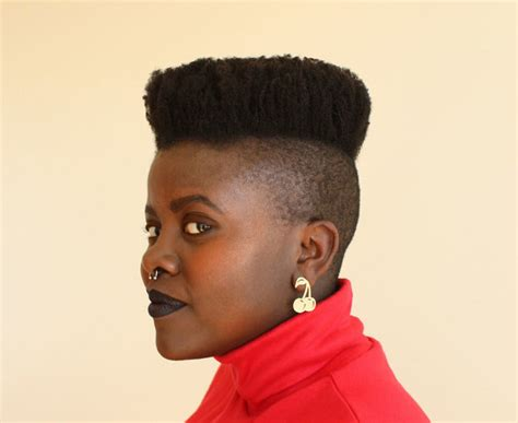 earrings with a bomb hair cut wasted effort cherry bomb earrings garmentory