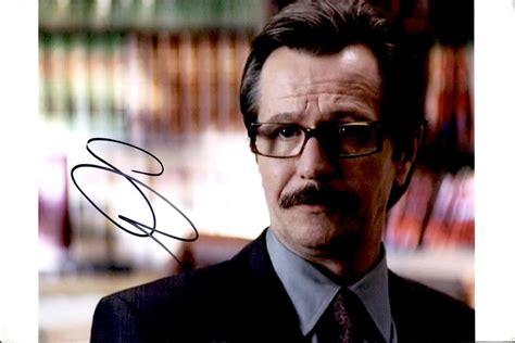 gary oldman basketball gary oldman signed authentic 10x15 free ship the autograph