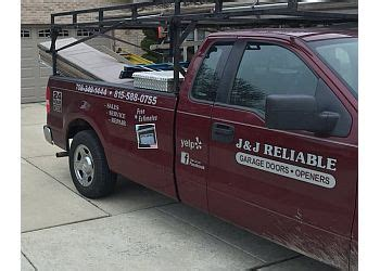 reliable garage door reviews top 3 garage door repair in joliet il threebestrated review