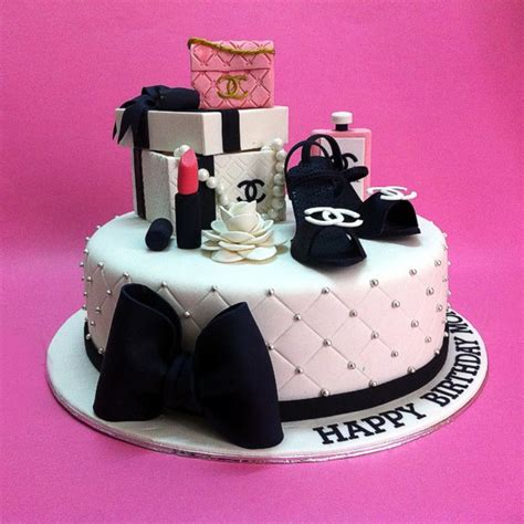 Birthday Cake Set by Chanel Gift Sets Birthday Cakes Cakecentral