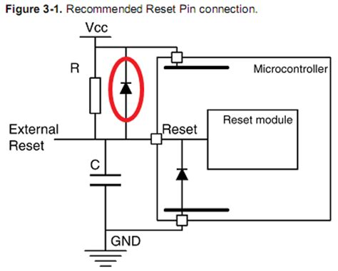 atmega reset pull up resistor is the external pull up on reset really needed avr freaks