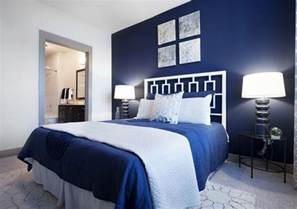Wall Decor Ideas For Bedroom moody interior breathtaking bedrooms in shades of blue