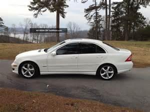 Mercedes 2006 C230 2006 Mercedes C230 Sport Sedan 4 Door 2 5l