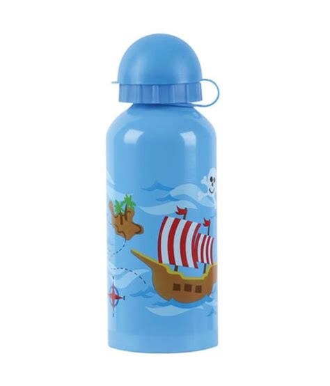 Stephen Joseph Stainless Steel Water Bottle 1 stephen joseph stainless steel water bottle pirate buy