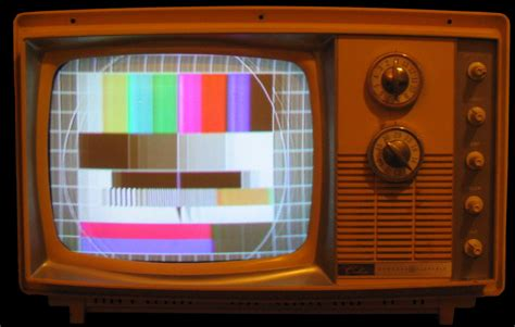 when were colored tvs invented when did you get a color tv and what was your