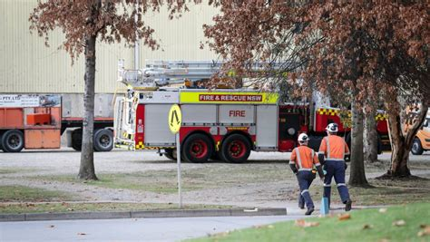 ettamogah paper mill worker dead others critical after toxic gas leak near albury two workers fatally overcome by gas at the norske skog paper mill of albury the border mail