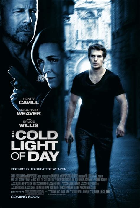 Cold Light Of Day by The Cold Light Of Day Poster 2 Of 5 Imp Awards