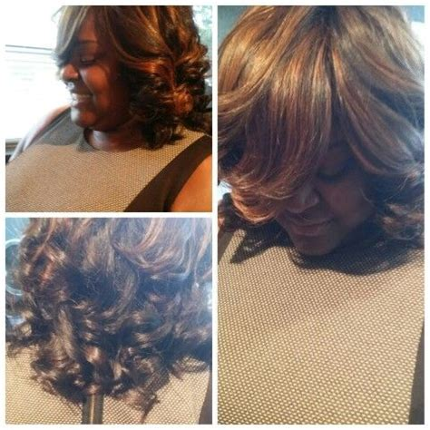 conservative weave hairstyles natural looking custom colored full sew in no leave out