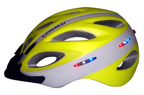 bicycle helmet with built in lights in mold bike helmet rear light cycle helmets with built