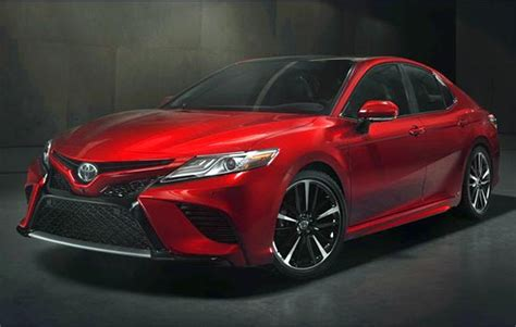 Toyota Camry Model Changes by 2019 Toyota Camry Le Changes And Release Date Best