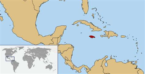 map world jamaica jamaica olympics publish with glogster