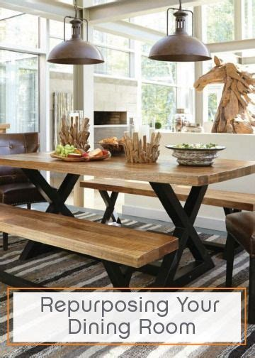 repurpose dining room 5 ways to repurpose your dining room repurpose spaces and room