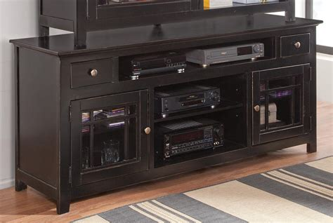 northeast factory direct cabinets progressive furniture emerson hills p754 74b 74 quot console
