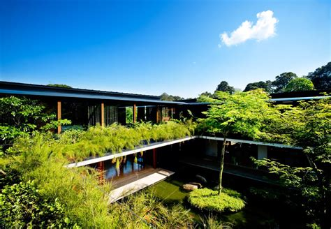 guz architects nature friendly cluny house by guz architects 9