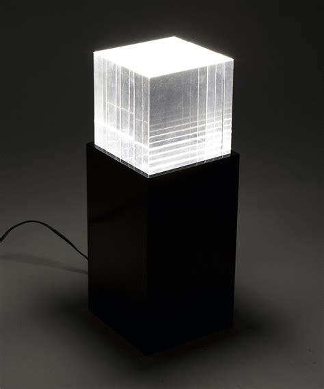 Modern Desk Light Blok Modern Desk L Robert Guglielmo Design Portfolio