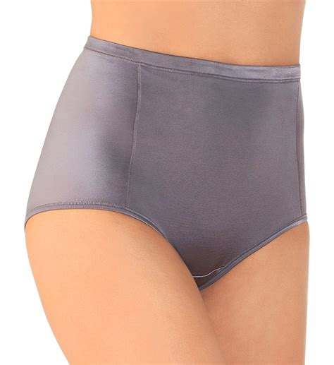 Vanity Fair Thongs by Vanity Fair Caress Smoothing Brief 13261
