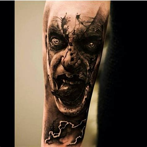 zombie tattoo 56 best images about badass tattoos on