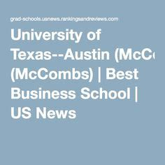 Average Salary For Mba From Mccombs by I The Potential To Contribute Towards The Mission Of