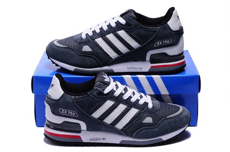 Adidas Zx750 Blue Made In 2013 adidas zx 750 retro running hommes chaussures wto