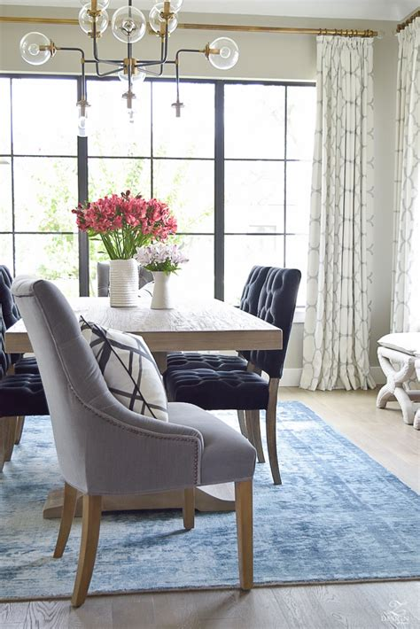 modern dining room rugs home tour zdesign at home