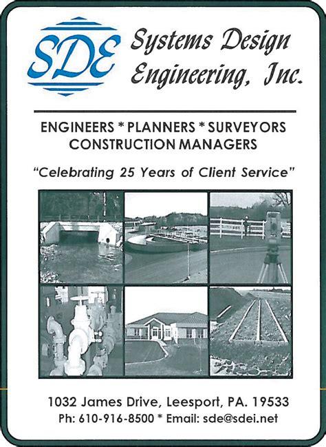 design engineering inc systems design engineering inc