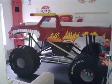 monster truck beds 17 best images about car beds on pinterest monster truck