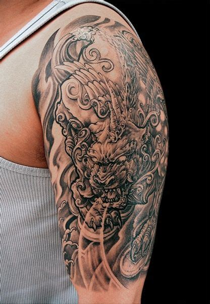 chinese quarter sleeve tattoo 393 best images about tattoo references on pinterest foo