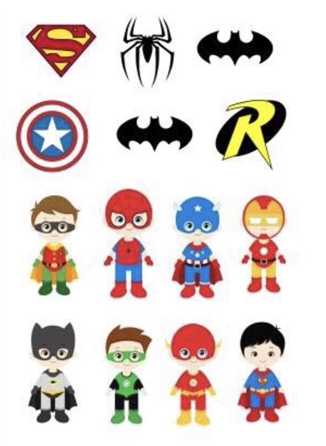 superhero temporary tattoos supplies temporary