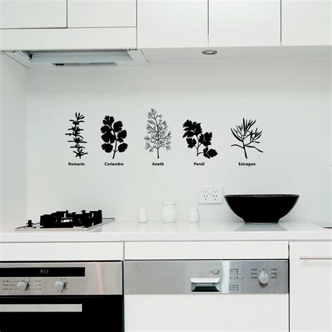 kitchen cabinet stickers 1000 images about wall stickers kitchen on pinterest