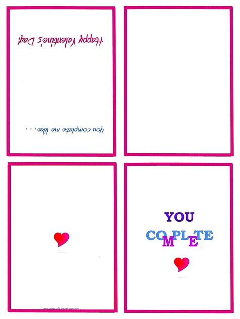 free february birthday card templates free birthday card templates to print resume builder