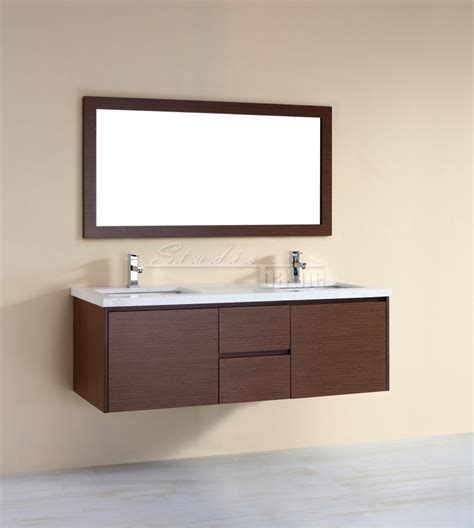 Modern Bathroom Vanity 60 Inch Lugano 60 Inch Wall Mounted Modern Sink Bathroom