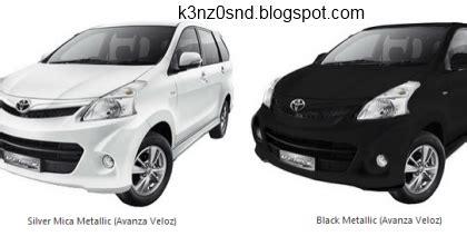 Lu Kabut Avanza Veloz harga spesifikasi avanza veloz terbaru 2013