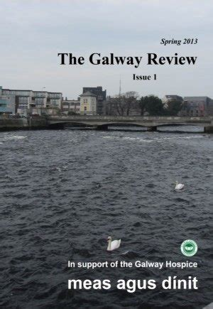 the ghosts of galway books the galway review in print writing ie