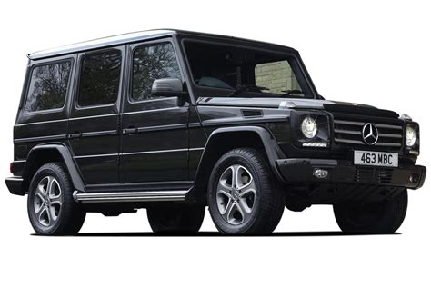 mercedes jeep truck mercedes g class suv review carbuyer