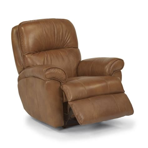 leather recliners cheap flexsteel 1219 500p wilson leather power recliner discount