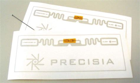 precisia becomes company to produce complete rfid devices with high speed printed antennas
