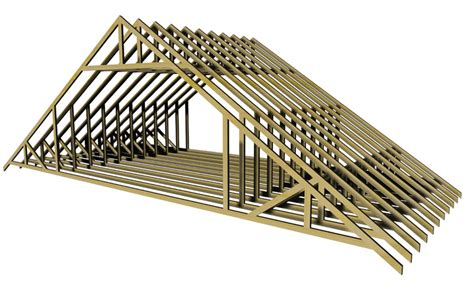 Roof Framing Softplan Home Design Software Attic Truss Type Added