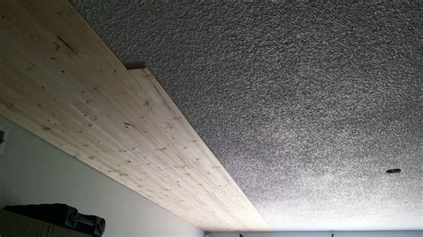 furniture beadboard plank ceiling over popcorn ceiling how to cover popcorn ceiling 187 thousands pictures of home