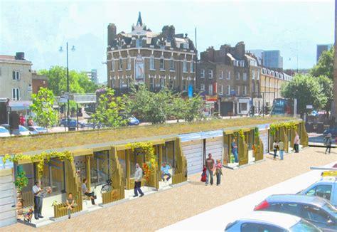 pop up homes levitt bernstein s pop up hawse proposal transforms london