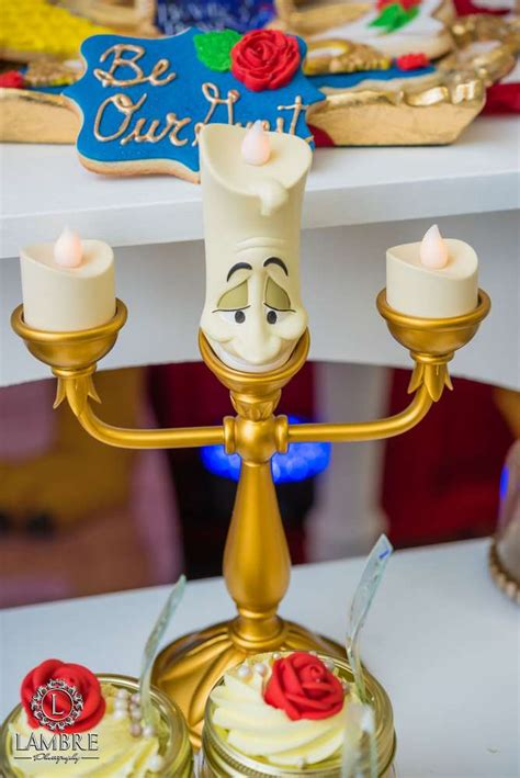 Beauty And The Beast Decorations by Belle Beauty And The Beast Birthday Party Ideas