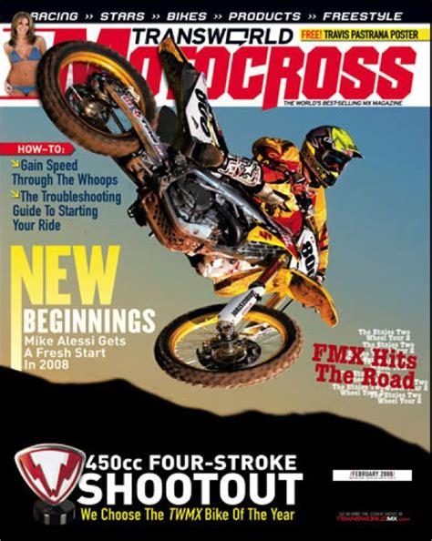 motocross magazine upc 002900698332 transworld motocross magazine