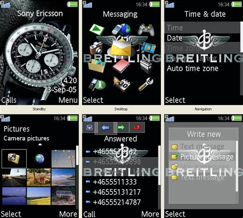 new themes sony download sony ericsson k800i new themes free software