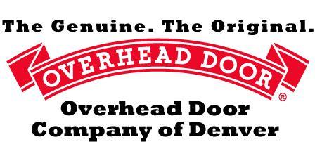 overhead door company of denver overhead door garage door repair installation near denver overhead door denver co