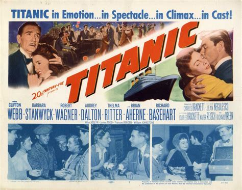 film titanic complet complete classic movie titanic 1953 independent film